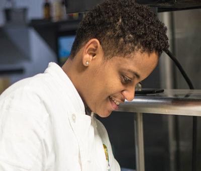 Chef Annie Azor