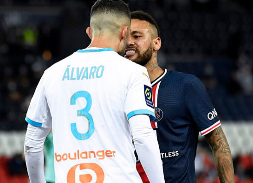 Neymar et Alvaro