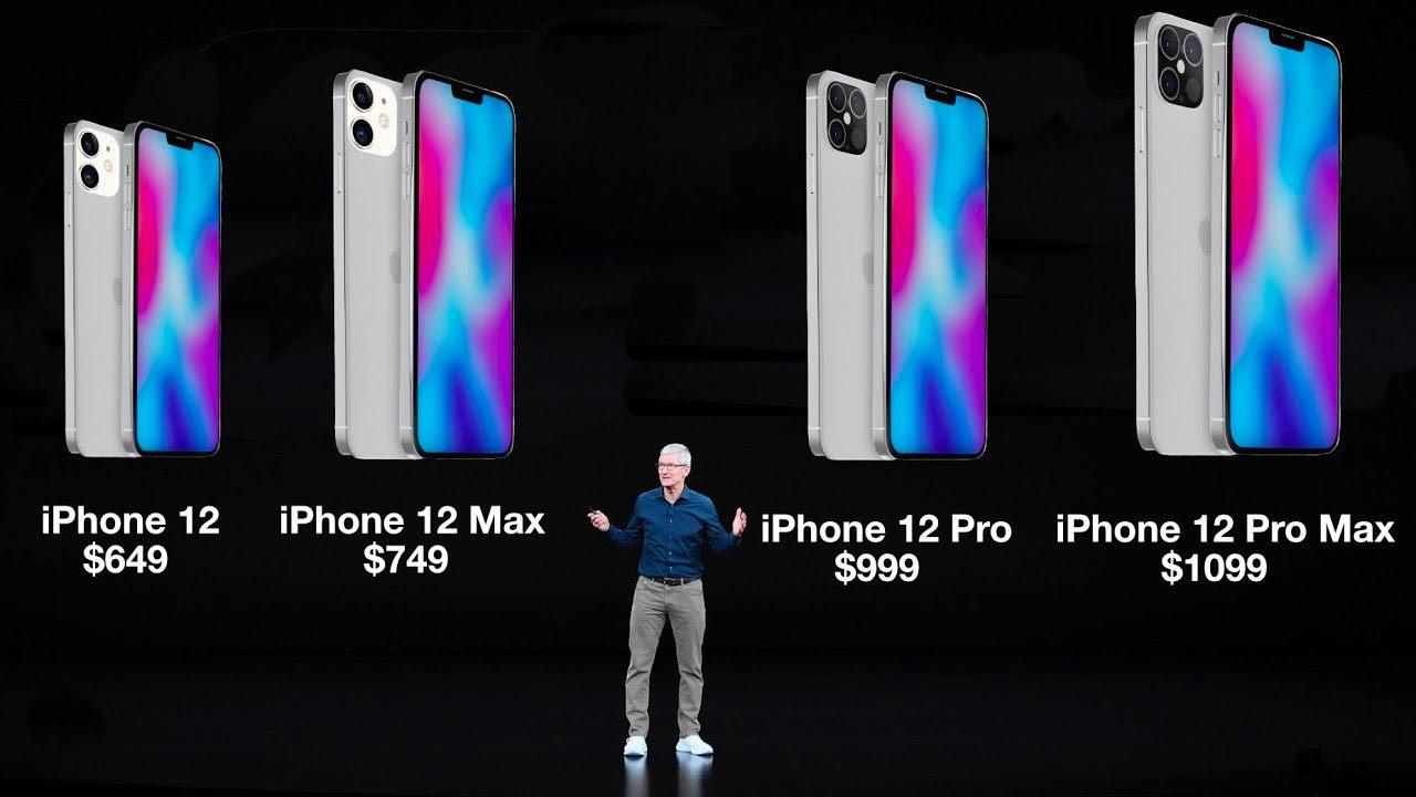 iPhone 12 via PhonAdroid