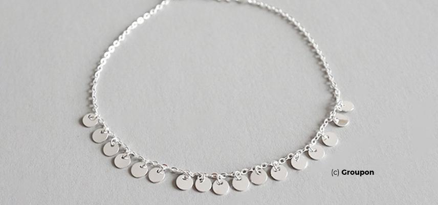Bracelet de cheville via https://www.groupon.fr/deals/bracelet-cheville-argent-925