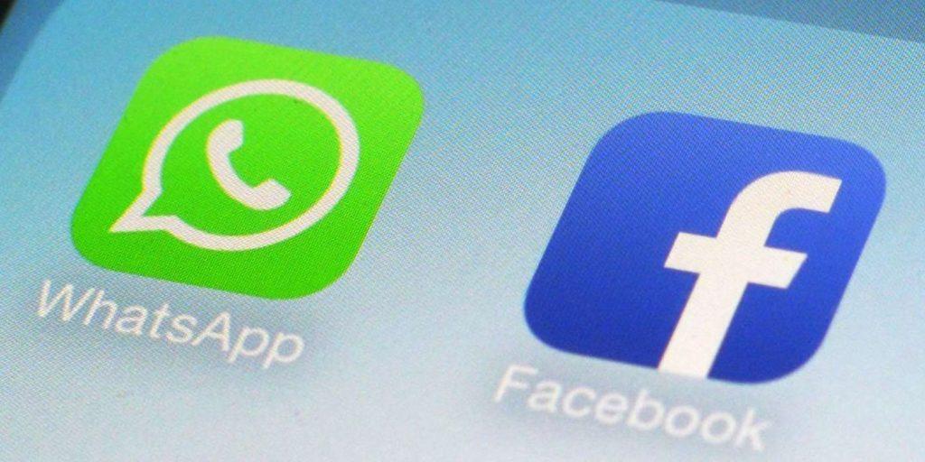 WhatsApp et Facebook - via : KultureGeek