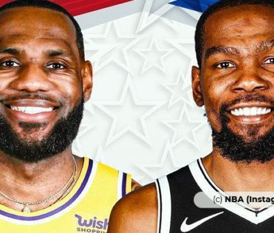 All-Star Game 2021 via NBA (Instagram)