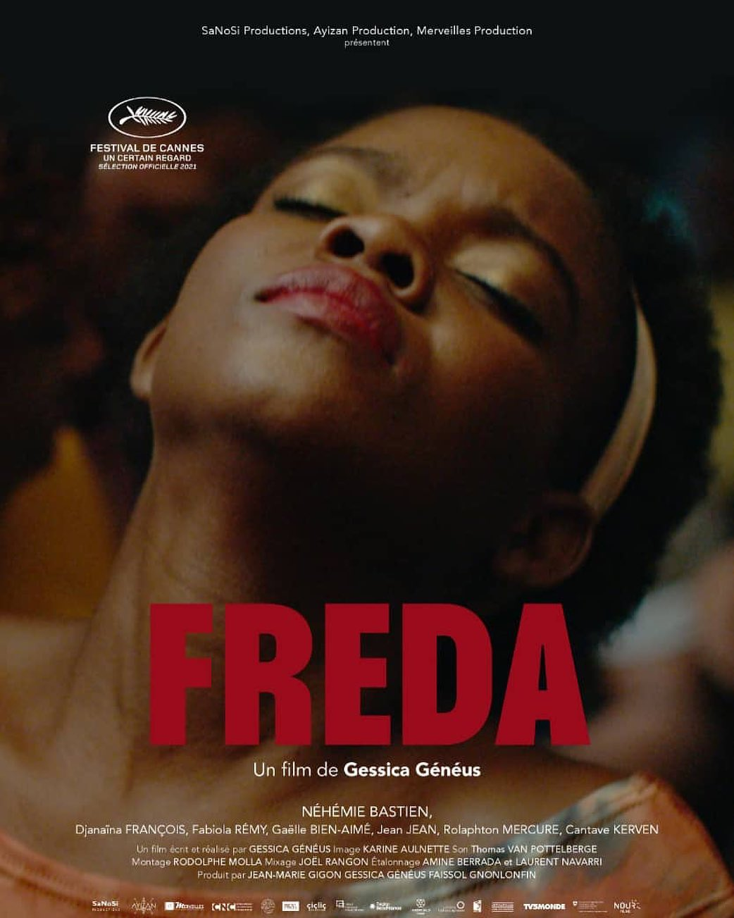 Poster du film FREDA